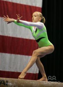 Nastia ai Campionati Nazionali 2005.